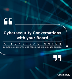 Cybersecurity Conversations with your Board