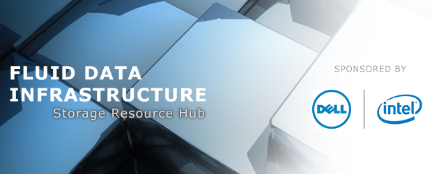 Dell Fluid Data Infrastructure