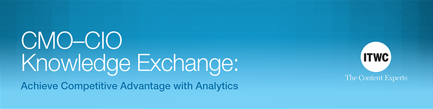 CMO-CIO Knowledge Exchange