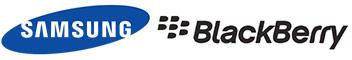 Samsung and BlackBerry
