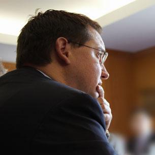 Stefan Viehmann, CIO, Kheune & Nagel