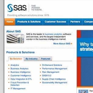 SAS Social Media Analytics
