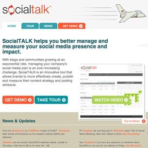 SocialTalk from Syncapse