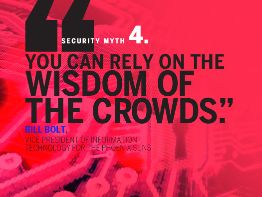 myths and misconceptions about viruses and security essay Let's examine a few of the biggest myths about viruses, and debunk each   windows pc secure, all of the scare tactics and overblown virus.