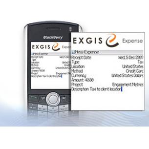 Exgis Mileage Tracker
