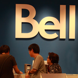 Bell launches Fibe TV