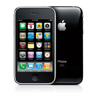 Rogers launches iPhone 3G