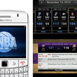 NBA Game Time Lite 2010-11