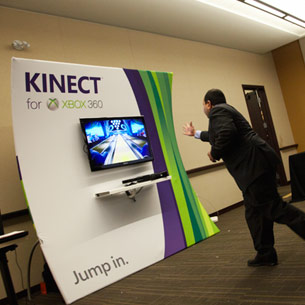 A place to make Kinect-ions