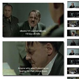 Hitler Rage Videos