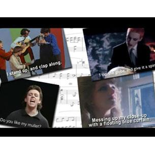 Literal Music Video