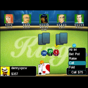 Best: Texas Hold 'Em King 3