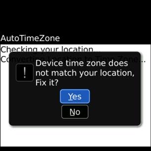 Worst: AutoTimeZone