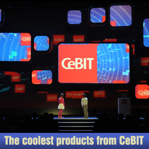 The coolest products from CeBIT