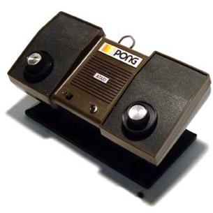 Atari Pong 1972